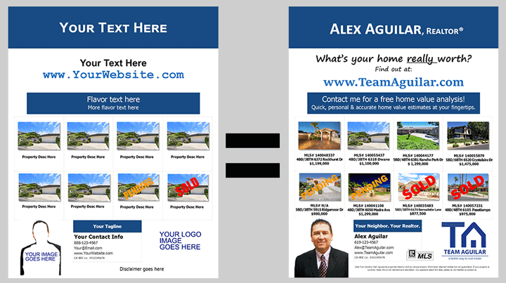Real Estate Market Update Template Team Aguilar – Sample Real Estate Market Analysis