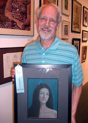 Honorable Mention: Steve Femmer