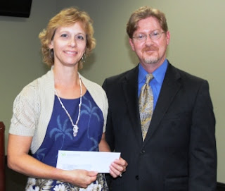 Steve Wilson and Darlene Villalobos, 2012 HECR Mini-Grant Award Winner