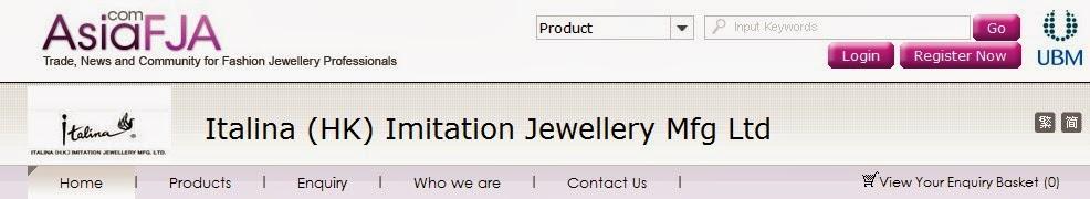 Italina jewelry