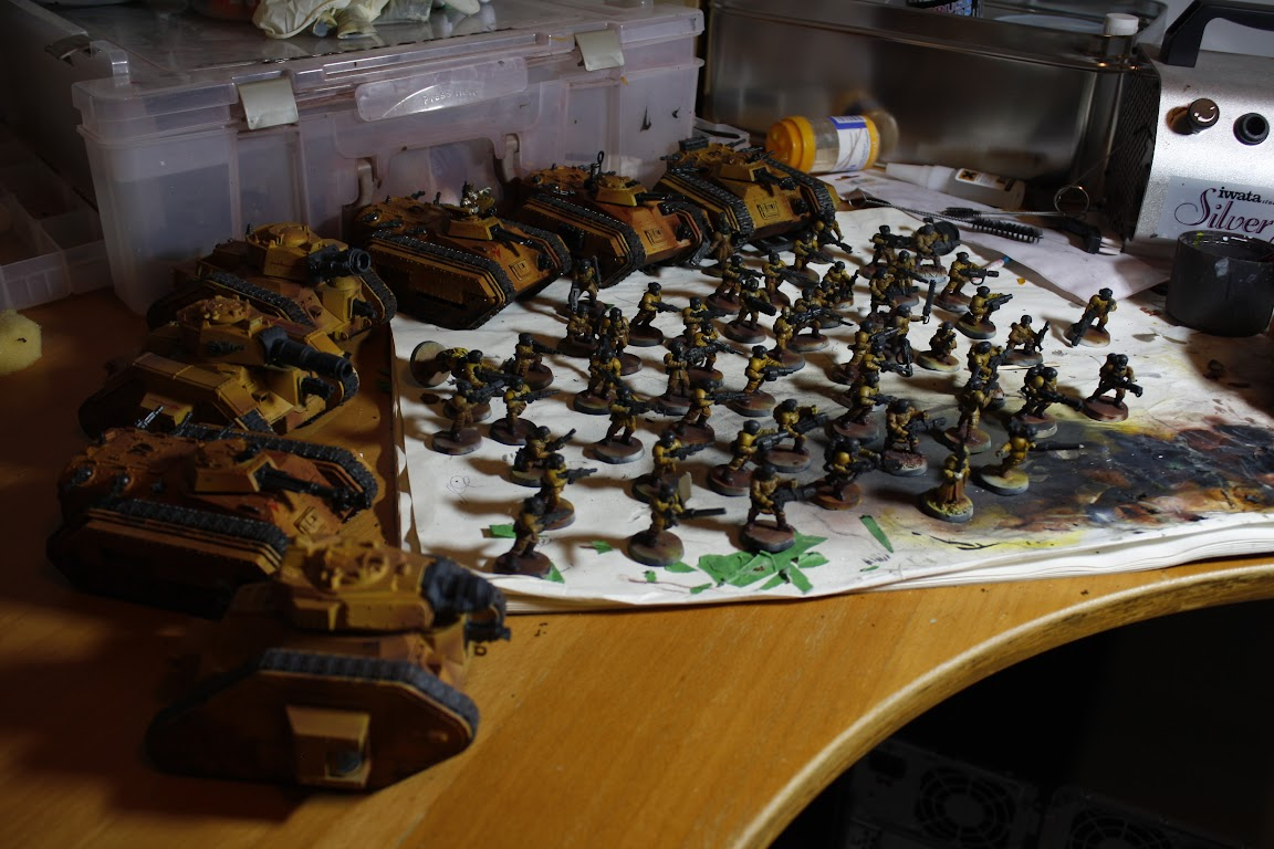 Article : armée IG au airbrush. _MG_5301