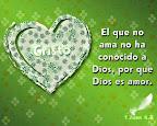 1 Juan 4.8