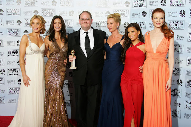 Desperate Housewives Golden Globes