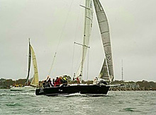 J's sailing Greenport Ocean Race