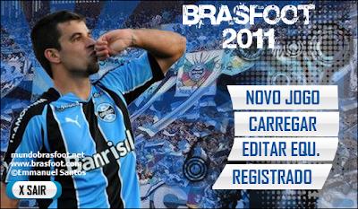 Skin André Lima - Grêmio - Brasfoot 2011