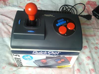 The QuickShot Raider 5 controller