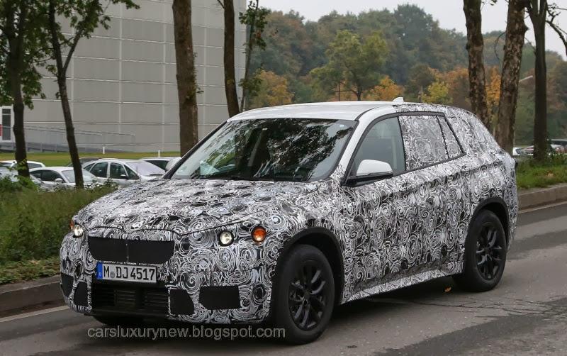 2016 BMW X1 Specs
