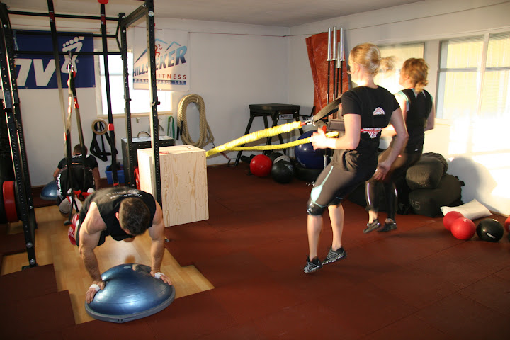 CrossFit Functional Training in Richterswil Wädenswil