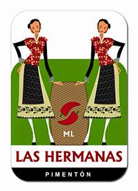 Pimentón de la Vera D.O.P. - LAS HERMANAS