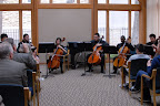Musicians at Chapel