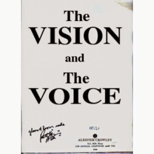 Liber 418 The Vision And The Voice
