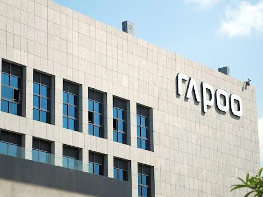 RAPOO Factory logo.