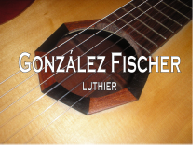 Gonzalez Fischer Guitarras