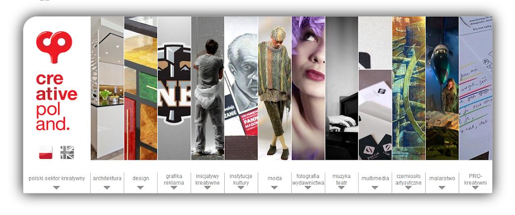 Katalog Polskiego Przemysłu Kreatywnego