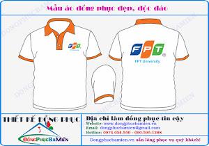 Đồng phục công ty FPT
