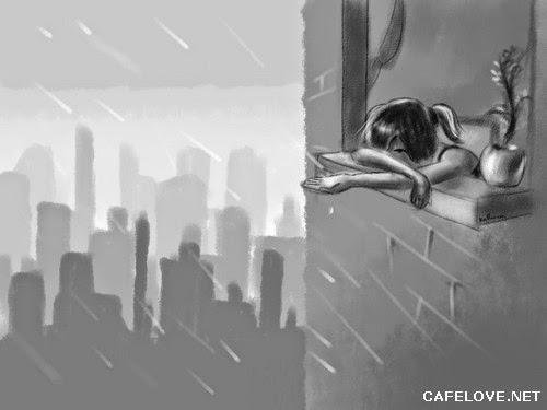 Hình ảnh Khóc trong Mưa - Tình yêu buồn nhất