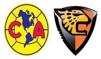 America Jaguares online vivo Amistoso 27 Junio
