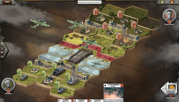 Panzer General Online thử nghiệm Closed Beta 4