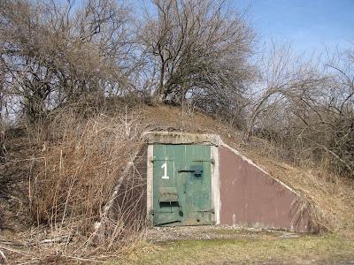 Bunker at Alvira, PA