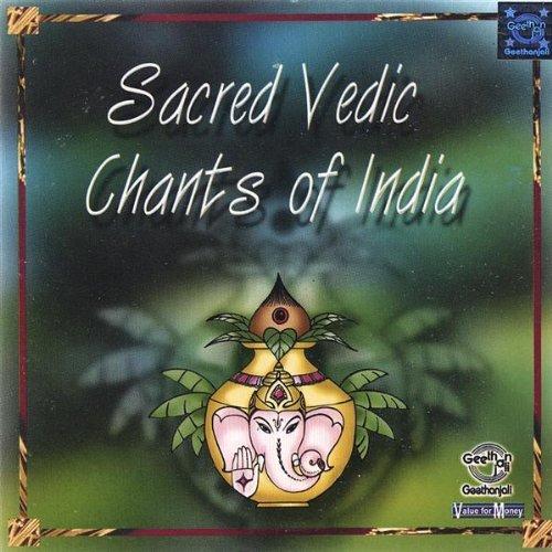 Sacred Vedic Chants of India By Prof.Thiagarajan & Sanskrit Scholars Devotional Album MP3 Songs
