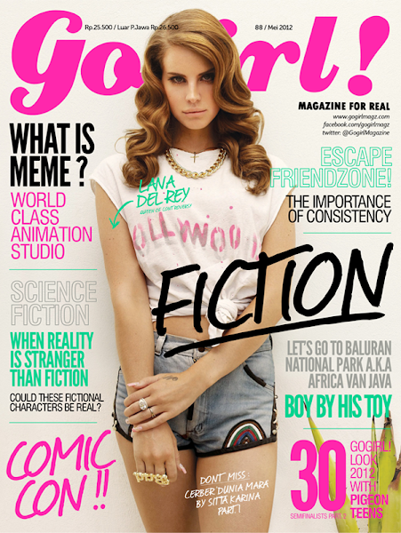 May 2012 - Gogirl! Magazine (Featured) Issue