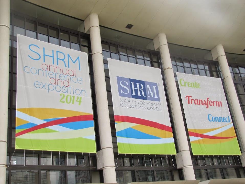SHRM Conference Entrance