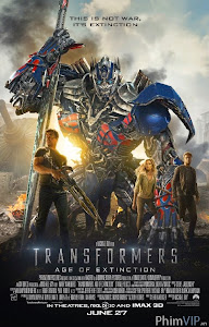 Transformers 4: Kỷ Nguyên Hủy Diệt 3d - Transformers 4: Age Of Extinction 3d poster