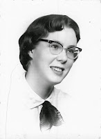 Photograph of Suzan D. Goodrich c. 1955