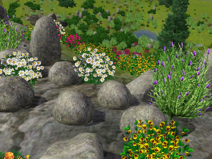 sims3 mountains download