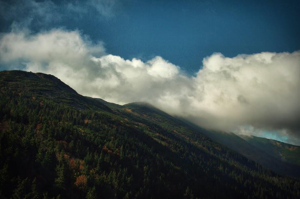 Babia Góra z Sokolicy
