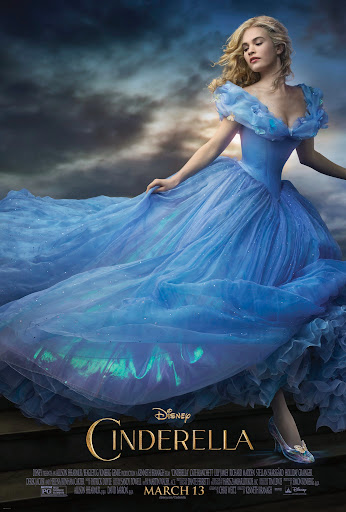 Disney Movies 2015: Cinderella Live-Action #Cinderella