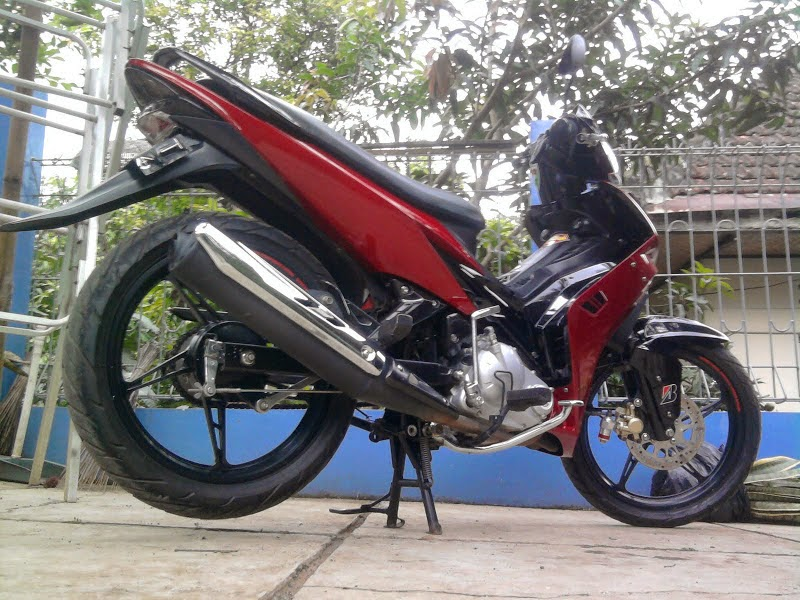 gambar modifikasi jupiter mx 2011