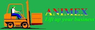 Xe nâng hàng ANIMEX