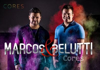 Download - CD Marcos e Belutti – Cores (2012)