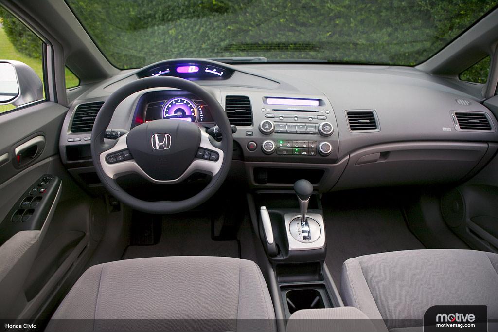 2011 Honda Civic Interior