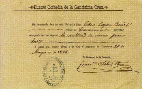 caravaca 1898