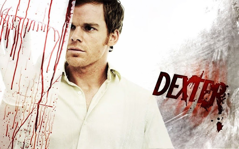 Dexter: sangue, facas e rock n' roll