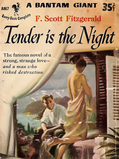 the tragic hero of dick diver in the novel tender is the night by f scott fitzgerald