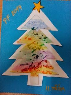 II. třída přeje krásný nový rok 2014