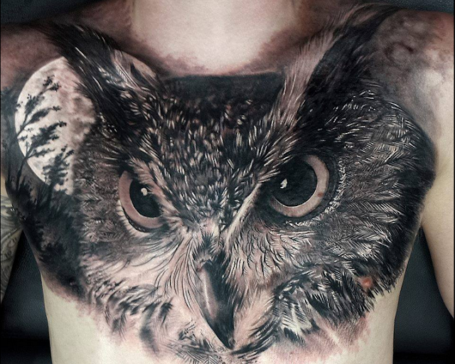 50 best owl tattoo designs and ideas. Black Bedroom Furniture Sets. Home Design Ideas