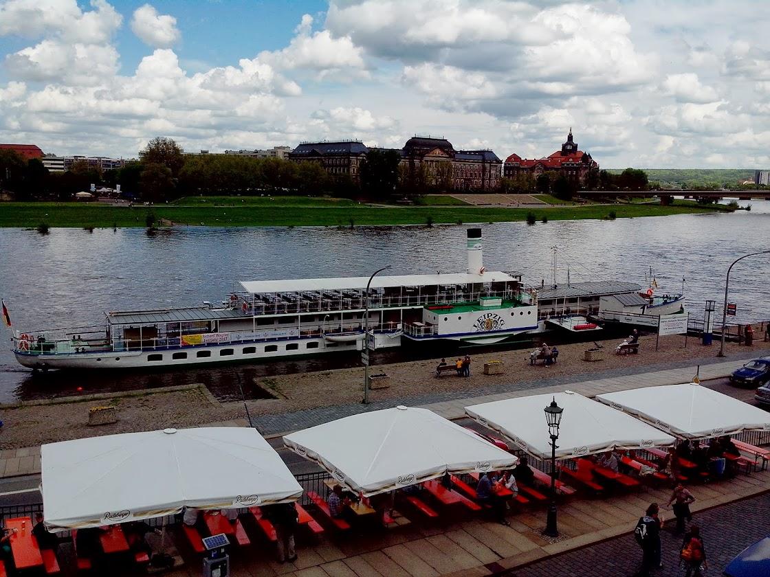 Один день между Берлином и Лейпцигом - в поисках впечатлений