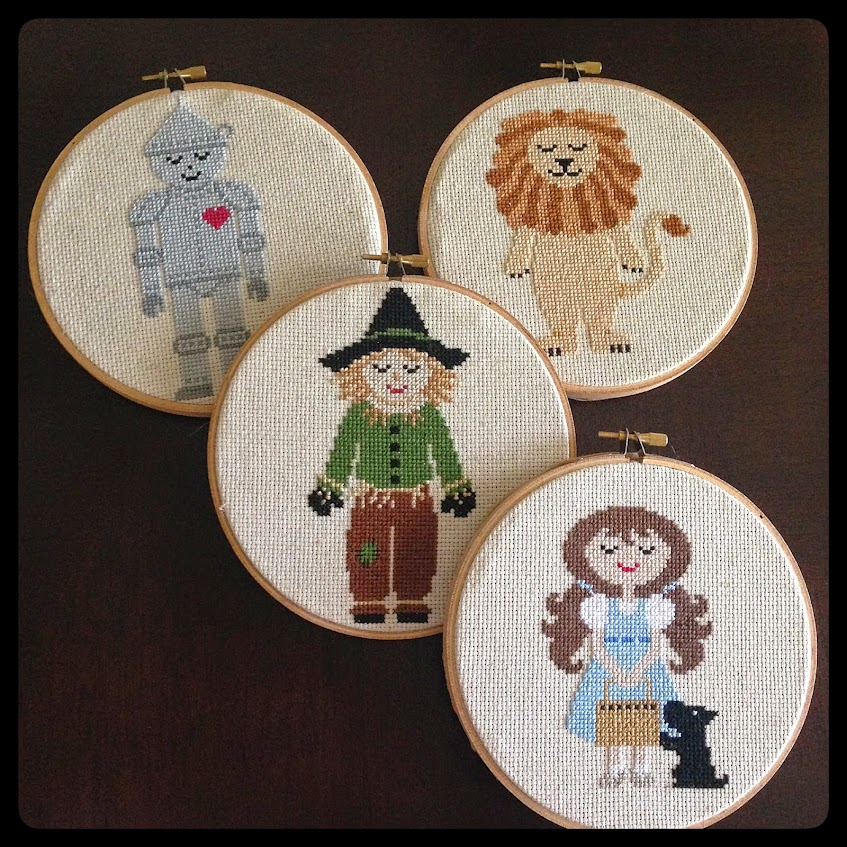 Wizard of Oz stitch