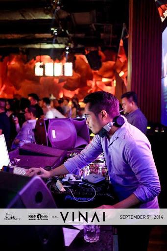 DJ dragonfly Jakarta