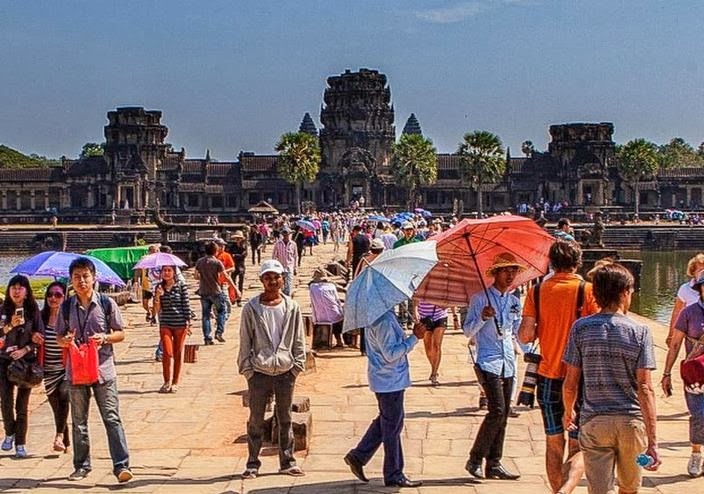 More Stuff: Angkor: Managing Success