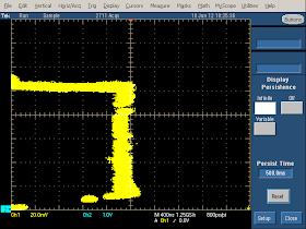 Voltage vs Current curve for Samsung oblong charger