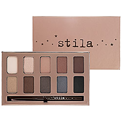 Stila Natural Eye Shadow Palette $39
