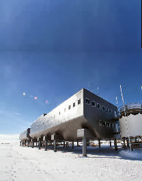 South Pole Station (plus special)