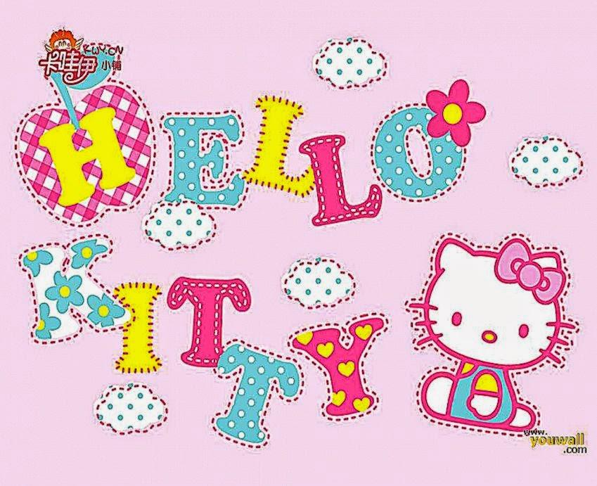 YouWall   Hello Kitty Wallpaper   wallpaperwallpapersfree