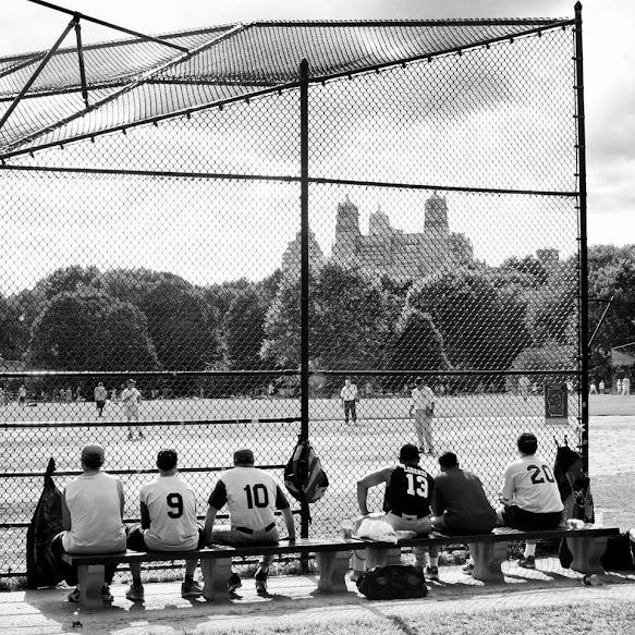 baseball en central Park
