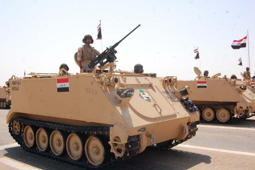 نتيجة بحث الصور عن ناقلات جنود عراقية